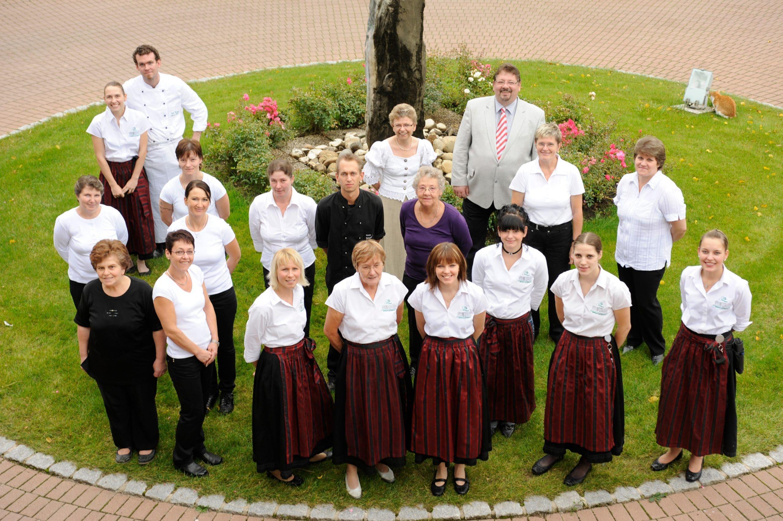 Villa Waldeck Team