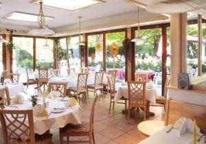 Das Villa Waldeck Restaurant