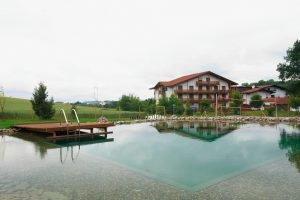 Villa Waldeck Schwimmteich