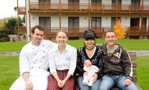 Familienhotel Villa Waldeck Gastgeber
