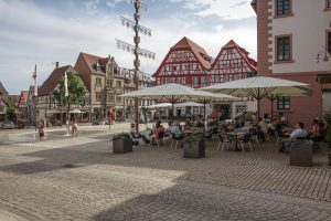 Marktplatz Eppingen