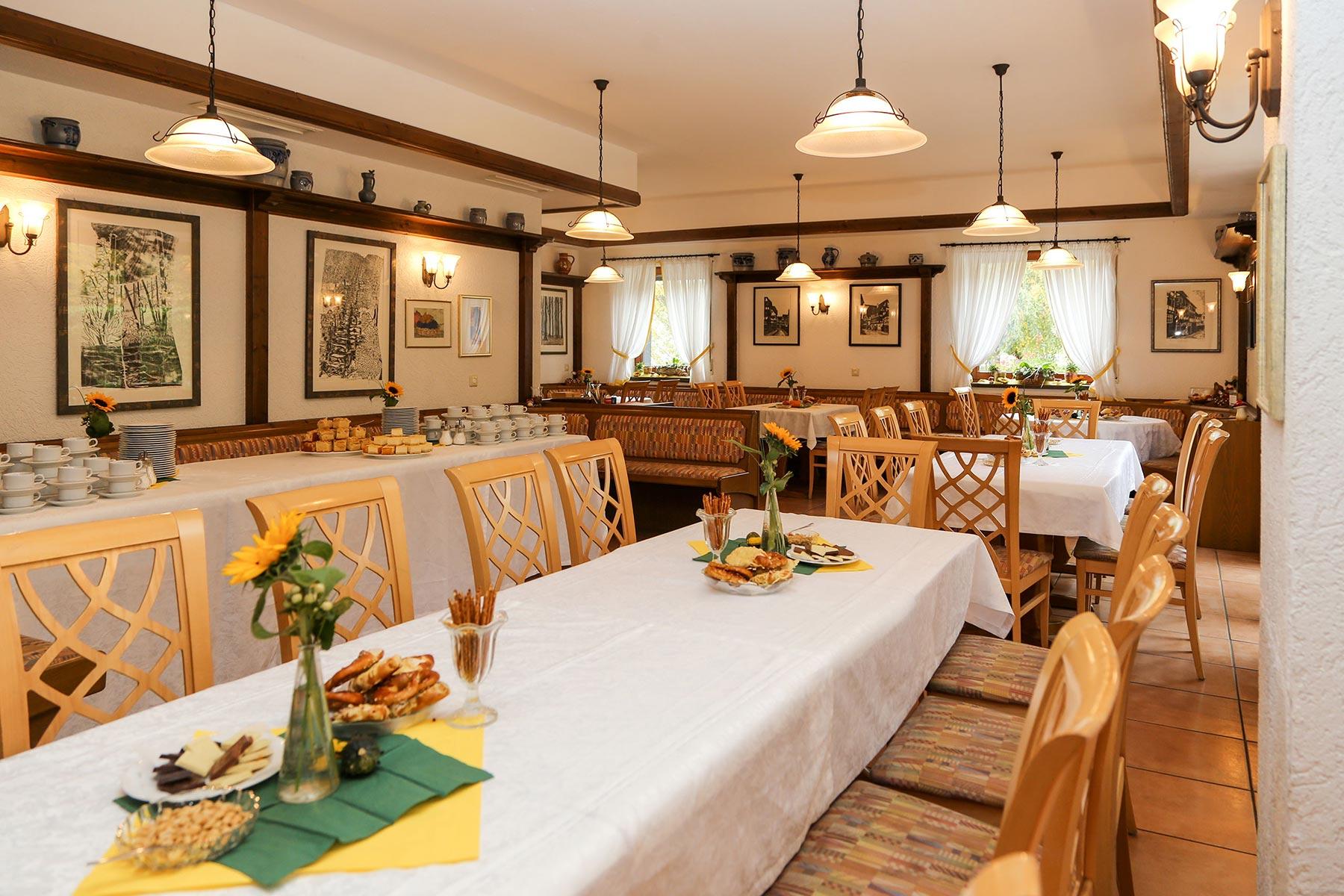 Nebenzimmer Restaurant